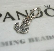 Boxed AUTHENTIC Pandora Charm SYMBOL STABILITY ANCHOR Dangle 791533