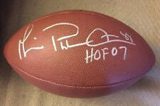 Michael Irvin Signed Nfl Football