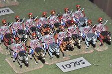 25mm era ROMAN/ROMANO-Cavalleria 14 CAVALLERIA-CAV (10705)