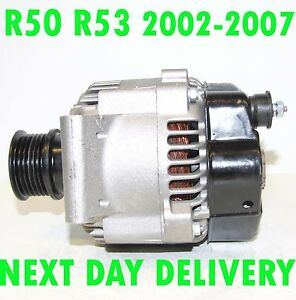 MINI R50 R53 COOPER S WORKS CONVERTIBLE 2002 2003 2004 > 2007 RMFD ALTERNATOR