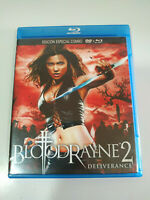 Bloodrayne 2 Deliverance Combo Blu-Ray + DVD Español Ingles - 3T