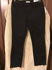 Women's Lauren Conrad Black Desert Dreamer Size 2, 4,12, 16 Capris  Reg. $58