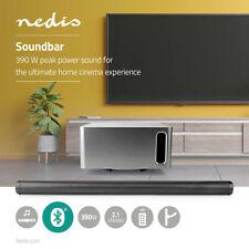 Nedis Soundbar 390 W | 2.1 | Bluetooth® | Subwoofer | Fernbedienung SPSB420BK