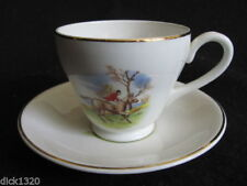 1940-1959 Date Range Myott Pottery Cups & Saucers