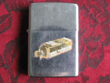 Vintage Zippo Town & Country Lighter 1971 Advertising Mrs. Bairds Bread