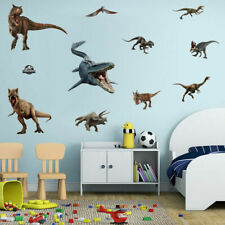 Dinosaur Jurassic World Vinyl Wall Art Decal Sticker Kids Boy Bedroom Decor