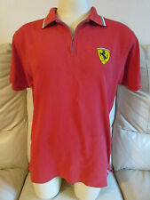 Ferrari F1 Red Polo Shirt - Large - Official Product - 1999