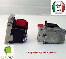 Motoriduttore stufa a pellet RPM 5 KENTA K911 7159 ANTIORARIO carico pellet