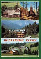 Belianske Tatry Slowakei Postcard Postkarte neuwertig color Mehrbildkarte