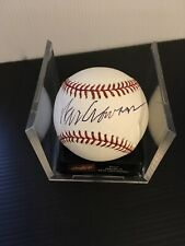 Wes Craven Signed Sweet Spot MLB Baseball Horror Nightmare On Elm Street Scream