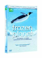 NEW - Frozen Planet: The Complete Series (David Attenborough-Narrated Version)