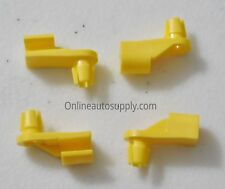 4 NEW DOOR LOCK ROD CLIPS! 1980-2017 FORD 1980-98 LINCOLN 1983-10 MERCURY