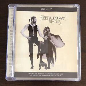 Fleetwood Mac Rumours Rare 5.1 Advanced Resolution Surround Sound DVD Audio Nice