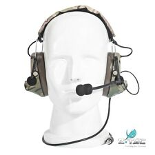 Z Tactical Peltor COMTAC II Headphone Noise Reduction Headset Multicam Z041-MC