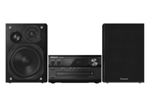 Panasonic SC-PMX92EG-K, Sistema Stereo, DAB+, Bluetooth, USB, Ricondizionato