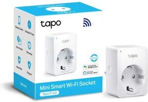TP-Link Presa Intelligente WiFi Smart Plug Compatibile con Alexa e Google Home