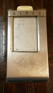 Vintage UARCO United Autographic Recorder Receipt Writer.  Fast Free Shipping
