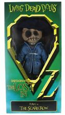 LIVING DEAD DOLLS LOST WIZARD OF OZ SCARECROW PURDY FIGURE TOY COLLECTIBLE