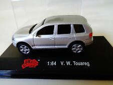 MALIBU INTERNATIONAL  -MODEL COLLECTION- VW TOUAREG- 1:64 NIP