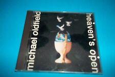 "MICHAEL OLDFIELD "" HEAVEN'S OPEN"" CD VIRGIN RECORDS 1991"