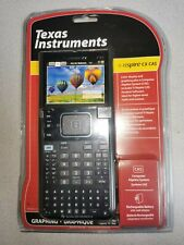 SEALED NEW Texas Instruments TI-Nspire CX CAS Handheld Graphing Calculator