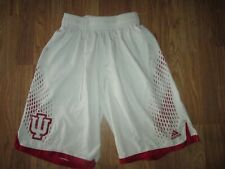 Mens Adidas Indiana Hoosiers athletic lightweight shorts M Md Med basketball