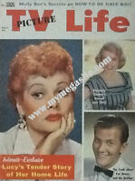 Janet Leigh Jane Mansfield Poster Photo Life October 1958 Unused Stock!