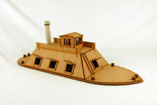 North American Ironclad Gunboat 28 mm, G062