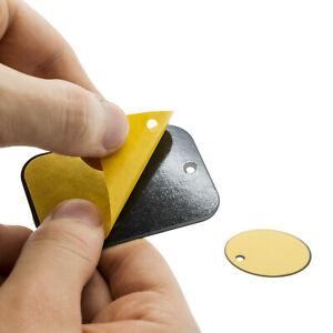 Mobilefox 2er Set magnetische Platten Ersatzteile Universal Magnet KFZ Halterung