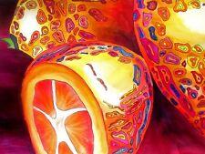ORIGINAL ART - Kumquats fruit watercolour