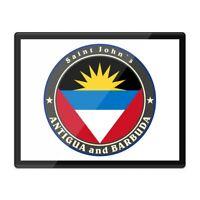 Placemat Mousemat 8x10 - Antigua and Barbuda Sant John's  #5038