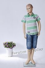 Boy12 niños muñeca escaparate muñeca Mannequin niño chica Kid Mannequin 143cm