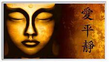 600W Fern Infrarotheizung Buddha Bild Elektroheizung Überhitzungsschutz TÜV