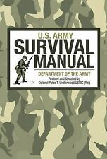 U.S. Army Survival Manual...New Hardcover