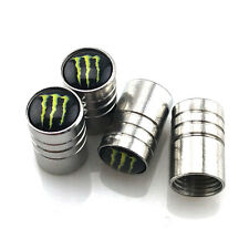 Monster Energy válvula tapas käppchen nuevo metal JDM