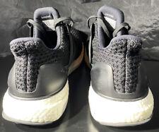 Adidas Ultra boost Sz 9.5 wmns or 8.5 mens  woven Nmd Pk 1.0 Black lot  og