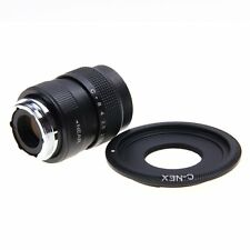 Fujian 25mm F1.4 CCTV TV Movie lens+C Mount to Sony Nex-5T N-3N N6 N7 N-5R A6000