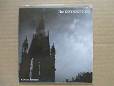 The Distractions ‎– Come Home EP - 2010 UK CD EP - Factory Records - Indie RARE!