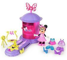 Disney Minnie Mouse Minnie's Magic Turnstyler Girls Childrens Toy Playset New