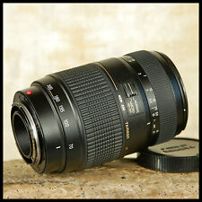 FREE UK POST 1:2 Macro Sony Alpha A Di fit Tamron 70 300mm AF Telephoto Zoom