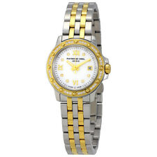 Raymond Weil Tango Round Ladies Watch 5399-SPS-00995