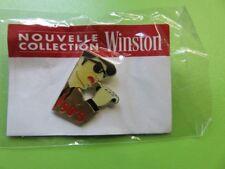 244 - Pin's - Cigarettes Winston - Le chanteur
