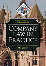 Company Law in Practice (Blackstone Bar Manual) by Inns of Court School of Law