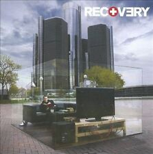 Recovery [Clean Version] by Eminem (CD, Jun-2010, Interscope (USA))