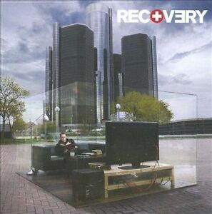 Eminem - Recovery [New CD] Clean