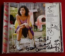 CARRIE RODRIGUEZ - Seven Angels On A Bicycle (2006 12 trk CD) *** SIGNED ***