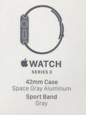 Apple Watch Series 3 Space Gray Aluminium