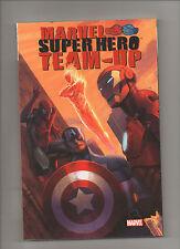 Marvel Superhero Team-Up - Softcover TPB - (Grade 9.2) 2009