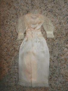 1976 VINTAGE ORIGINAL BARBIE GUAG #7839 BRIDE DRESS