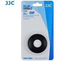 JJC Auto Open Close Lens Cap Z-O14-42 M.Zuiko Digital Lumix G Vario Black